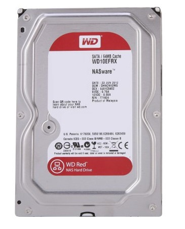 WD Red 3,5