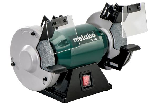 Metabo DS 125, Dvojkotúčová brúska 125mm
