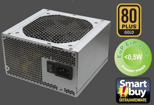 Zdroj 550W, SEASONIC SSP-550RT 80PLUS Gold