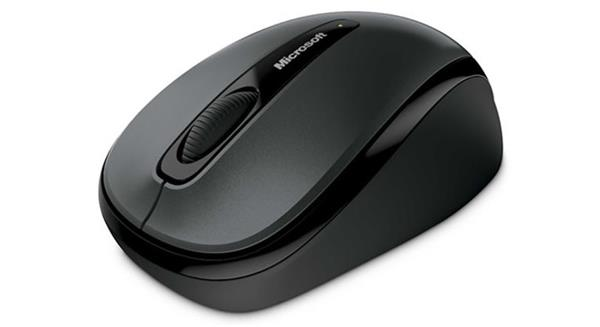 Myš L2 Wireless Mobile Mouse 3500 Mac/Win - Black cierna