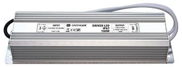 Napájací zdroj pre LED pásiky/žiarovky 12V/100W, vonkajši IP67