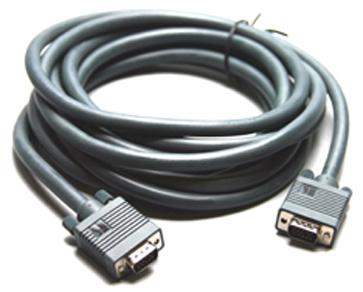 Kábel VGA M-M 3m HQ