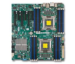 Supermicro Motherboard Xeon X9DAI-O Dual socket R (LGA 2011)