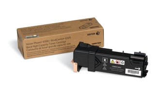 Xerox Phaser 6500 Toner Black 3 000 stran