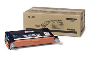 Xerox Phaser 6180 Cyan High cap cartridge (6000 pages)