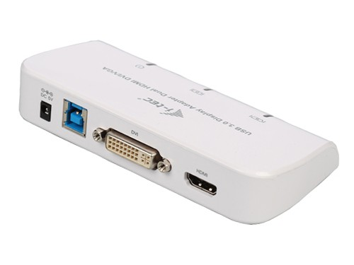 i-tec USB3.0 Dual Display Adapter Advance