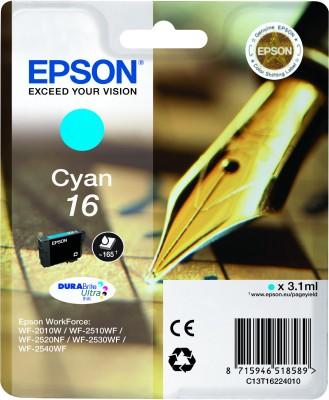 Epson atrament WF-2750 cyan