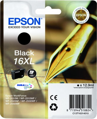 Epson atrament WF-2750 black XL