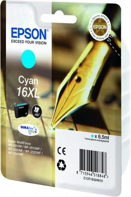 Epson atrament WF-2750 cyan XL