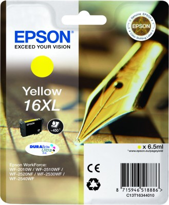 Epson atrament WF-2750 yellow XL