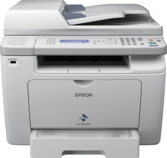 Epson WorkForce AL-MX200DNF A4, mono, print, copy, scan, NET, duplex, Fax