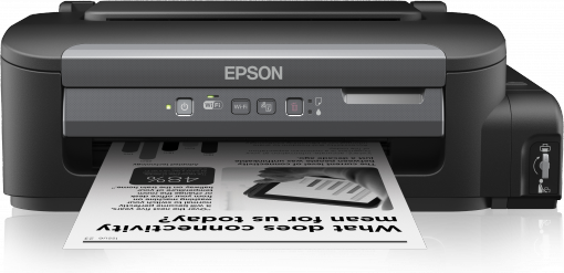Epson WorkForce M105, A4 mono tlaciaren, USB, WiFi