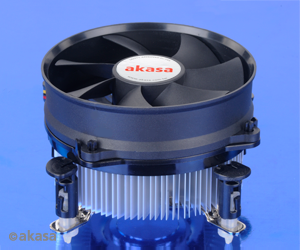 AKASA AK-CC7108EP01 Low Noise Intel CPU cooler