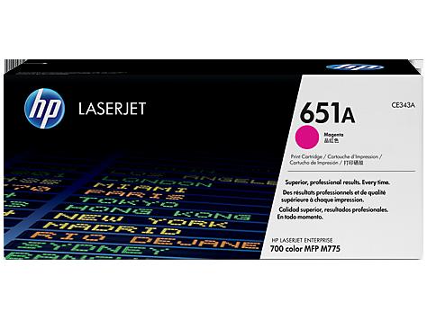 Toner HP 651A magenta