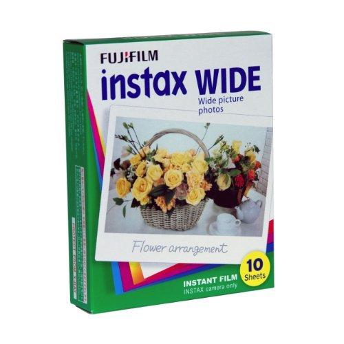 FUJIFILM Instax Wide - Instatne filmy do Instax 210 - (10ks fotiek)