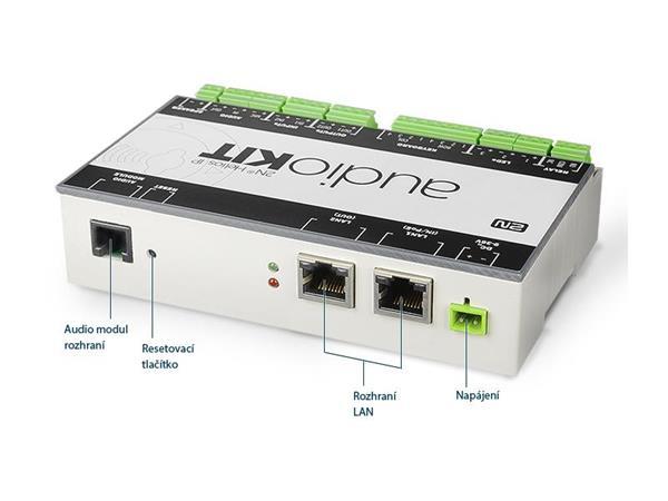 2N Helios IP Audio Kit- LITE