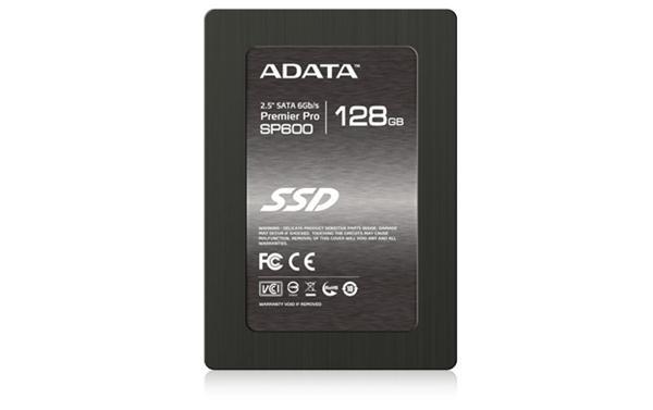 ADATA 64GB SSD SP600 Series SATA 3 6Gb/s, 2.5