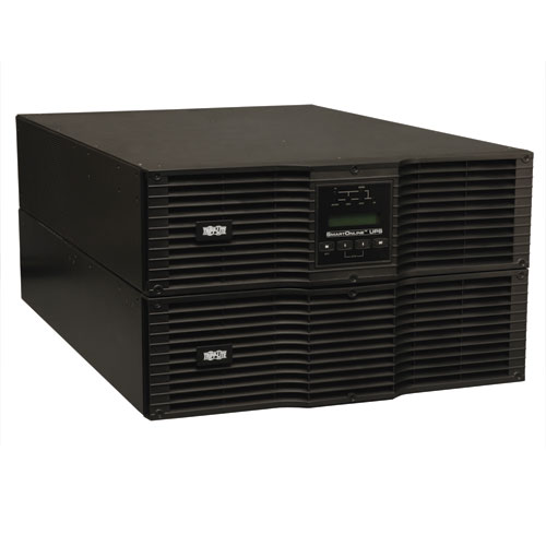TrippLite SMARTONLINE™ 8kVA On-Line Double-Conversion UPS, 6U Rack/Tower, 200-240V C19 outlets