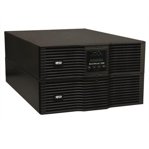 TrippLite SMARTONLINE™ 10kVA On-Line Double-Conversion UPS, 6U Rack/Tower, 200-240V C19 outlets