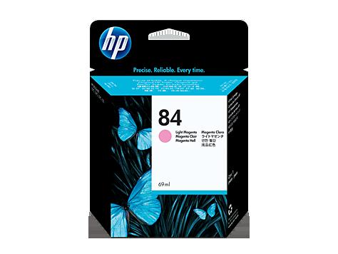 HP No. 84 light magenta cartridge Designjet 120,10PS/20PS/50
