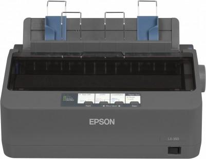 Epson LX-350, A4, 9ihl., 350zn., LPT/RS232/USB