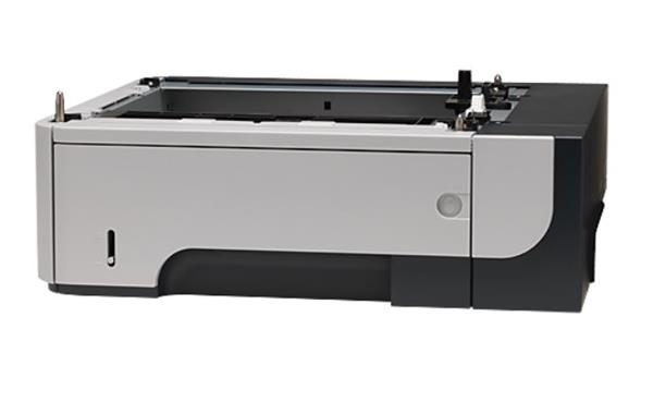HP LaserJet 500 Sheet Tray Optional 500-sheet extra tray; add up to tray 4 on all models for maximum 1,600 sheet input