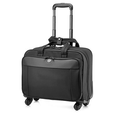 HP Business 4wheel Roller Case (up to 17.3)