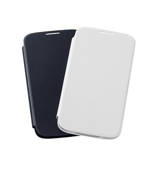 Samsung flipové púzdro pre Galaxy S IV (i9505), biela