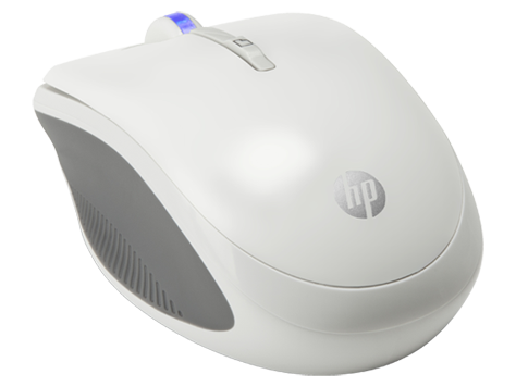 HP Wireless Mouse X3300 white