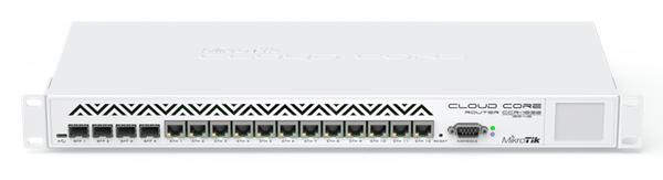MIKROTIK RouterBOARD Cloud Core Router 1036 + L6(1,2GHz; 16GB RAM; 12x GLAN; 4x SFP; USB) rack