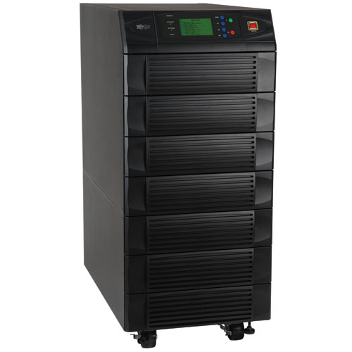 TrippLite SMARTONLINE™ SmartOnline 20kVA Modular 3-Phase UPS System, On-line Double-Conversion UPS