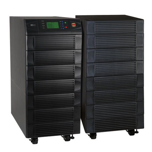 TrippLite SMARTONLINE™ 60kVA Modular 3-Phase UPS System, On-line Double-Conversion International UPS with Battery