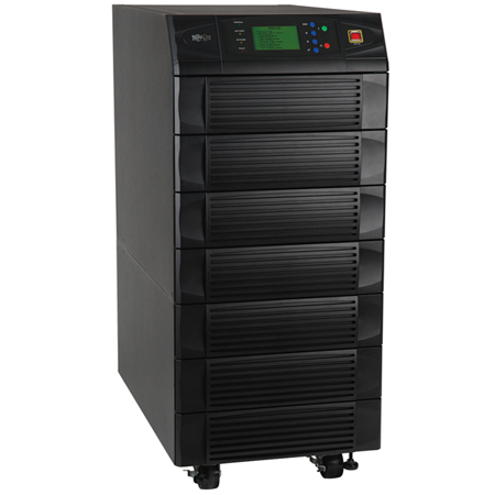 TrippLite SMARTONLINE™ 80kVA Modular 3-Phase UPS System, On-line Double-Conversion International UPS