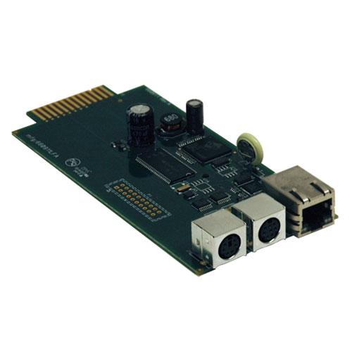 TrippLite SNMPWEBCARD For remote monitoring and control via SNMP, Web or Telnet