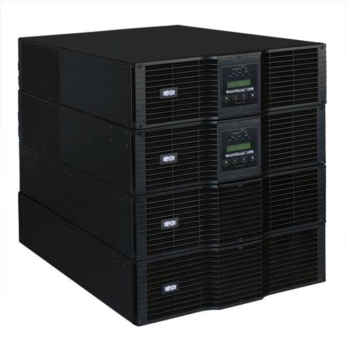 TrippLite SMARTONLINE™ 16kVA On-Line Double-Conversion UPS, N+1, 12U Rack/Tower, 200-240V C19 outlets
