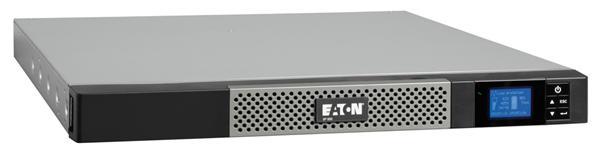 EATON UPS 1/1fáza, 850VA - 5P 850i Rack1U, 4x IEC, USB, Line-interactive