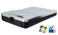 Promise Pegasus J2 2 x 128GB mSATA SSD 1 x Thunderbolt RAID 0, 1