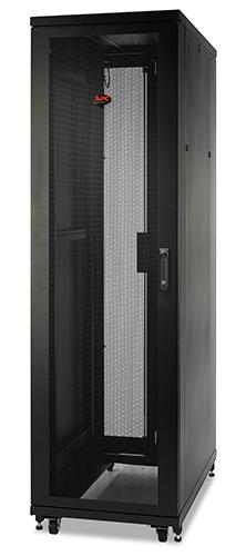 Rack NetShelter SV 42U 600mm Wide x 1060mm Deep Enclosure with Sides Black