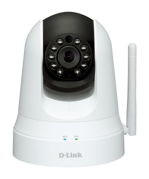 D-Link DCS-5020L IP Wireless Day/Night PTZ Cloud Camera