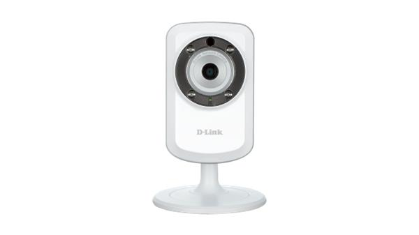 D-Link DCS-933L Day and Night Cloud Camera