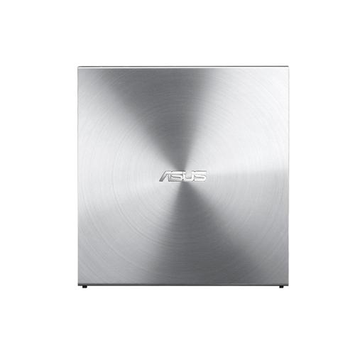 ASUS External Slim SDRW-08U5S-U/SIL/G/AS, Retail, strieborná