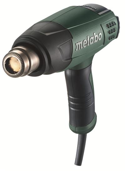 Metabo HE 20-600 + 2 nadstavce, 2000-Wattová Teplovzdušná pištoľ
