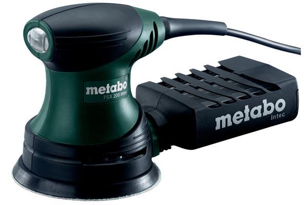 Metabo FSX 200 Intec, 240-Wattová Päsťová excentrická brúska