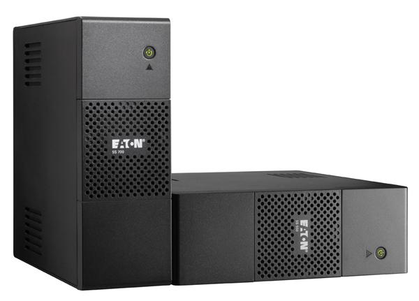 EATON UPS 1/1fáze, 700VA - 5S 700i, 6x IEC, USB, Line-interactive