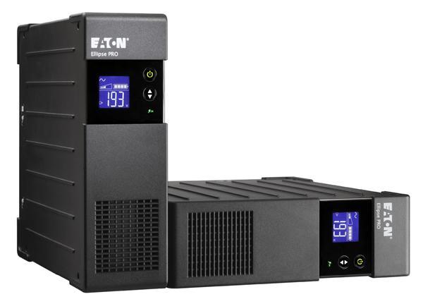 EATON UPS 1/1fáza, 650VA - Ellipse PRO 650 FR, Line-interactive