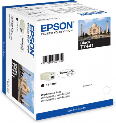 Epson atrament WP-M4000/M4500 series black 10tis. str.