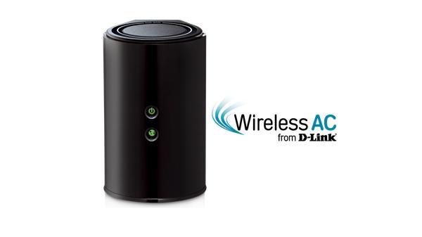D-Link DIR-850L Wireless AC1200 802.11ac Cloud Router with 4x 1Gb LAN
