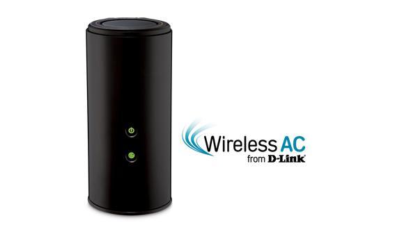 D-Link DIR-868L Wireless AC1750 802.11ac Cloud Router, 4x 1Gb LAN, USB 3.0