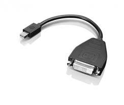 Lenovo Mini-DisplayPort to DVI Adapter (miniDP - DVI)