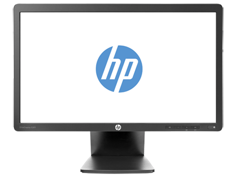 HP EliteDisplay E201, 20 TN, 1600x900 HD+, 1000:1, 5ms, 250cd, VGA, DVI, DP, USB, PIVOT